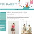 Pipi-Rabbit-verkkokaupan-ulkoasu