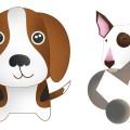 koira-kuvituksia